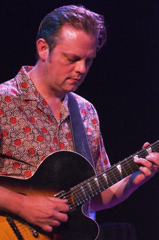 Phil Robson, td Ottawa Jazz Festival
