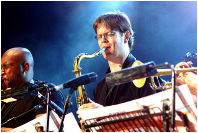 Donny McCaslin 20355 Images of Jazz
