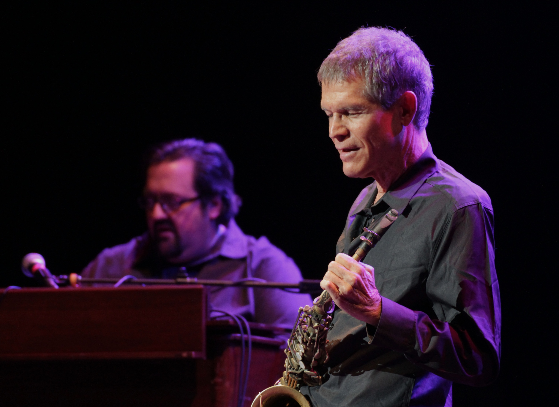 David Sanborn & Joey Defrancesco at Tri-C Jazzfest Cleveland 2012