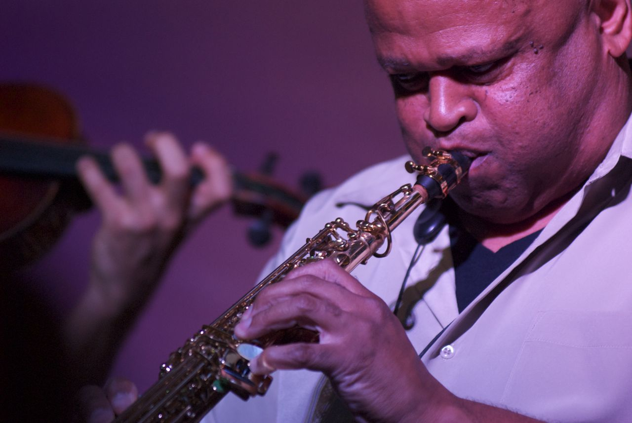 Azar Lawrence at the Seabird Lounge