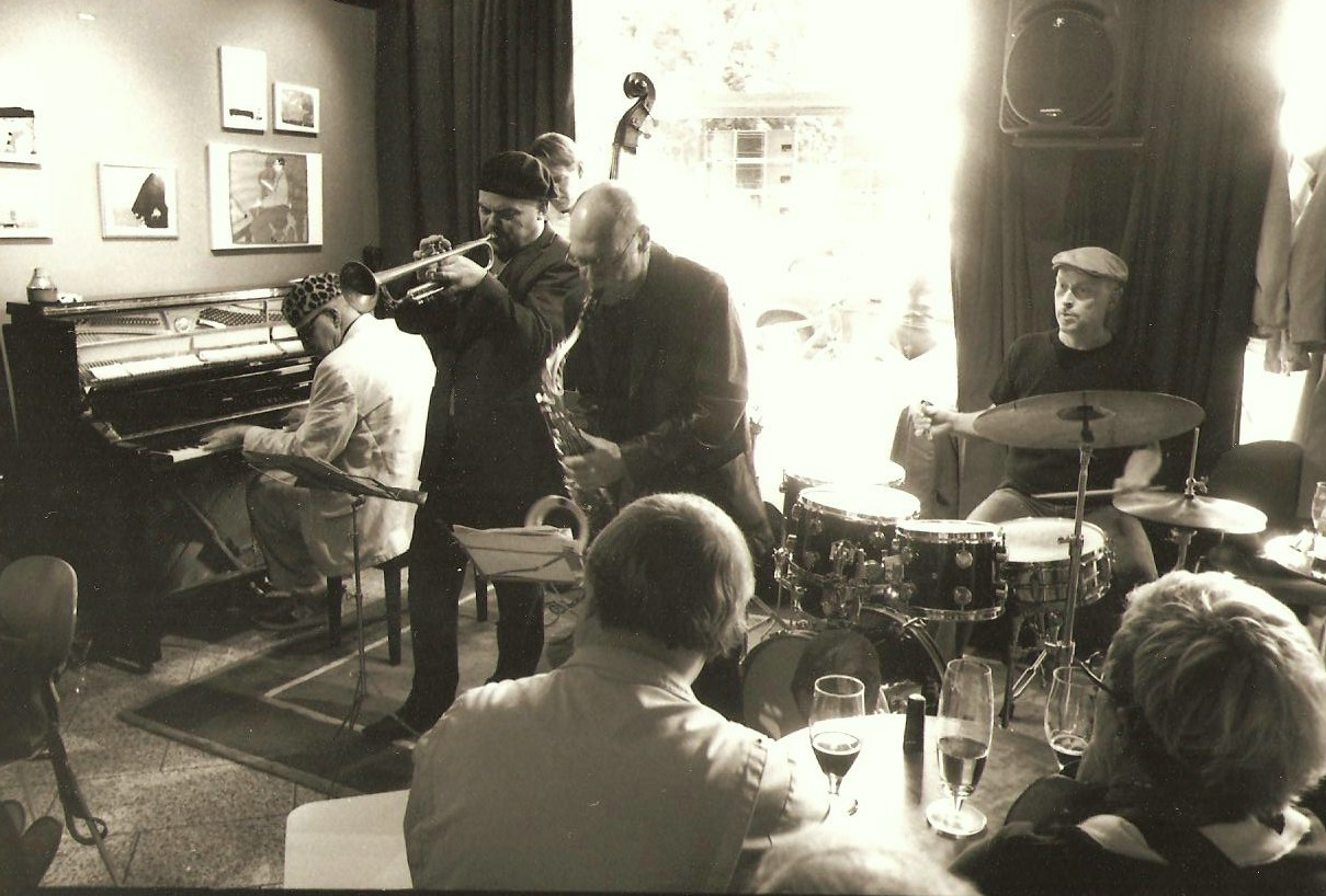 Jan Kaspersen Quintet in Action, Jazzcup Copenhagen