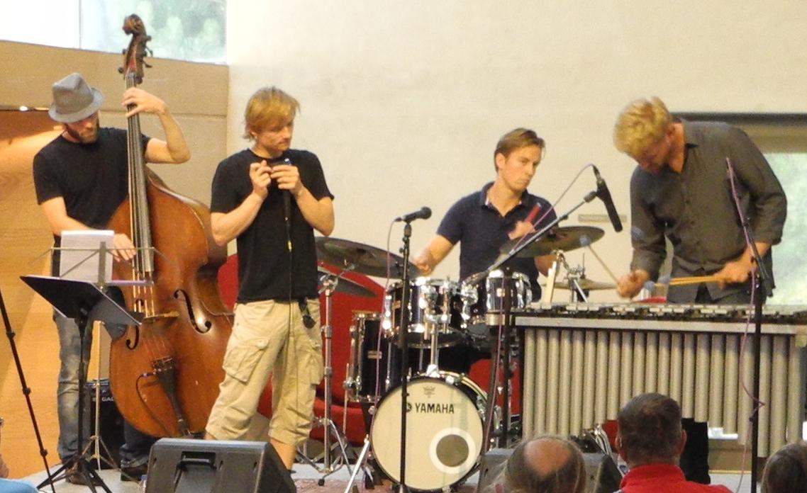 Martin Fabricius Trio Feat. Mathias Heise