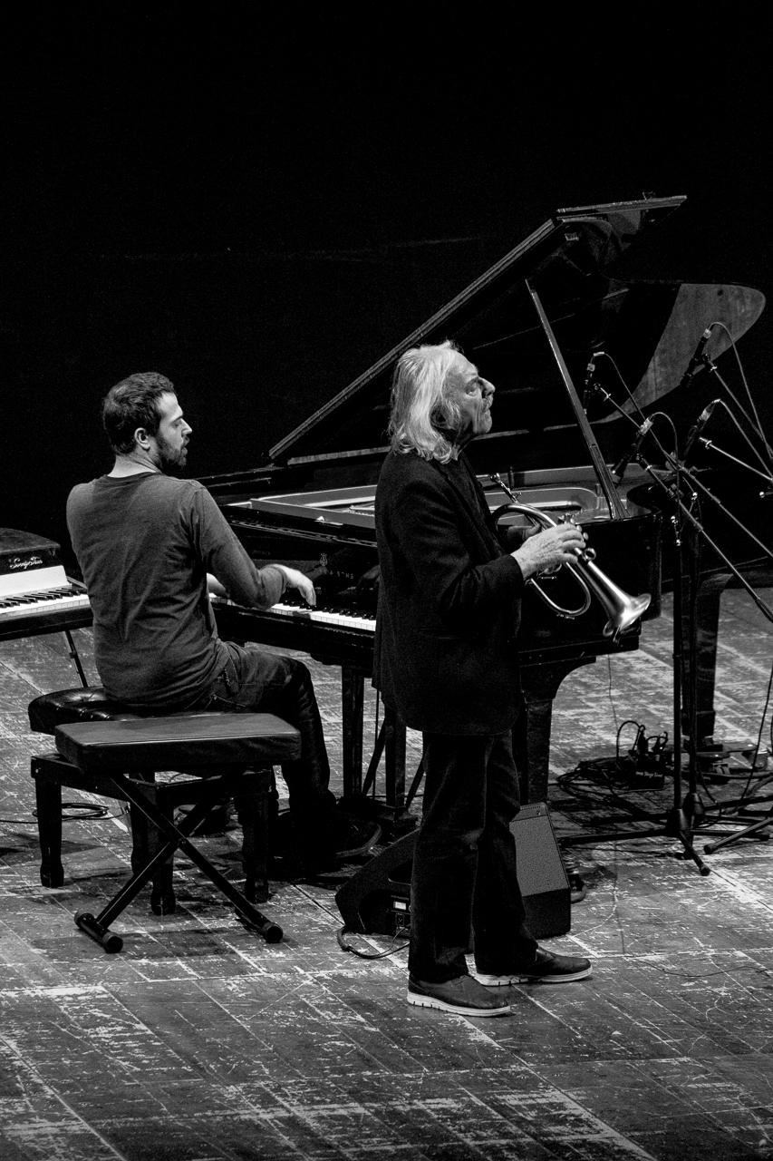 """Enrico Rava, Giovanni Guidi - Enrico Rava Meets """"Soupstar"""""""