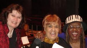 Linda Dachtyl, Gloria Coleman, Trudy Pitts