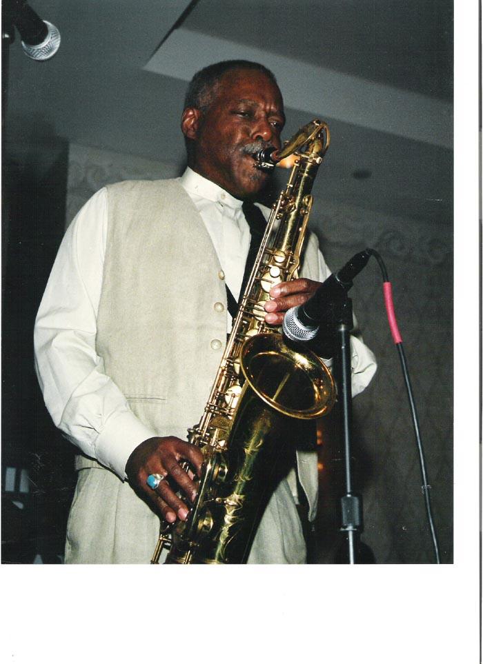 David &Quot;Fathead&Quot; Newman at Tony Williams Jazz Festival