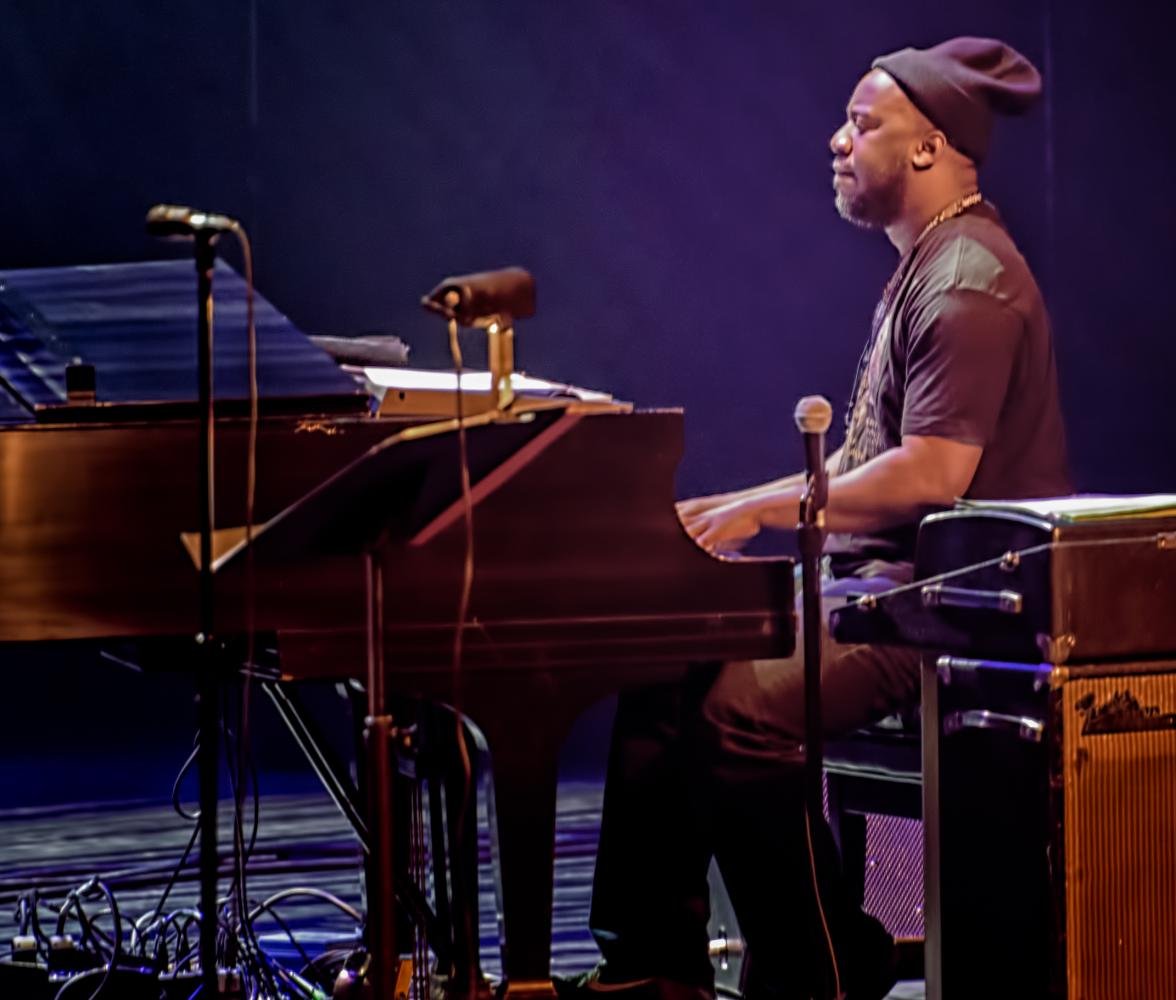 """Robert Glasper with Blue Note 75 at the Montreal ..."