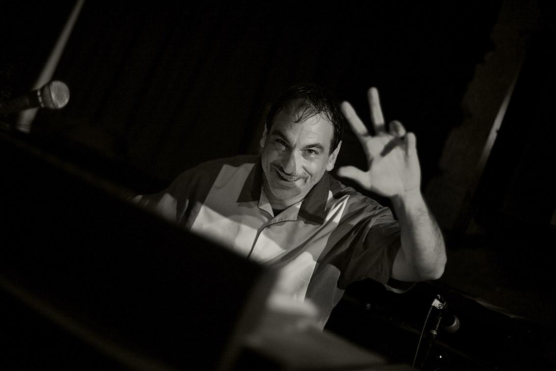 Tony Monaco: Jazzbar, Edinburgh, 2007
