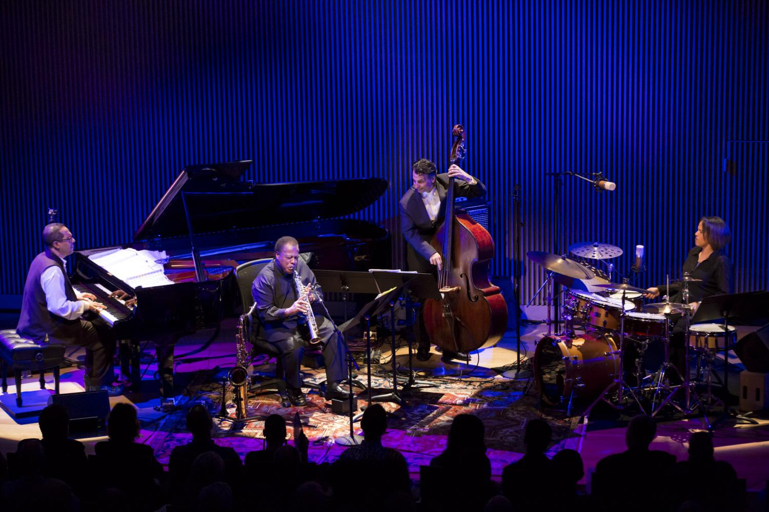 Wayne Shorter at SFJAZZ