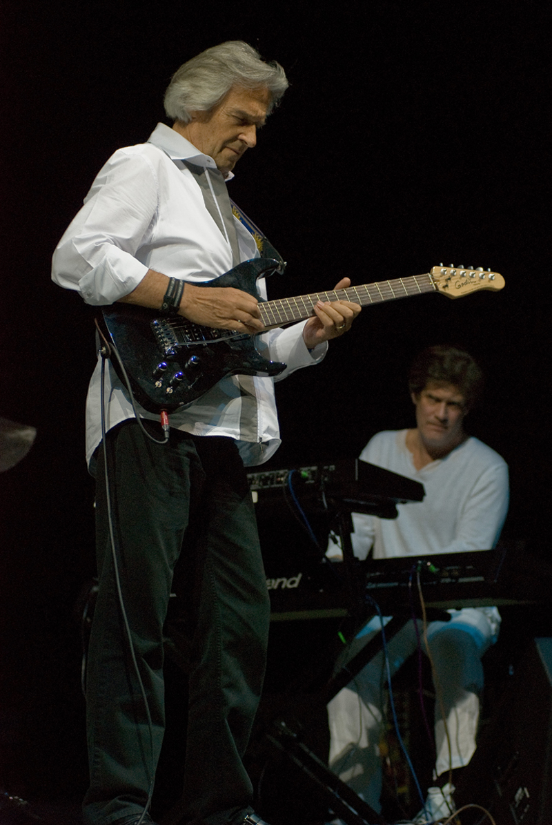 John mclaughlin gary husband