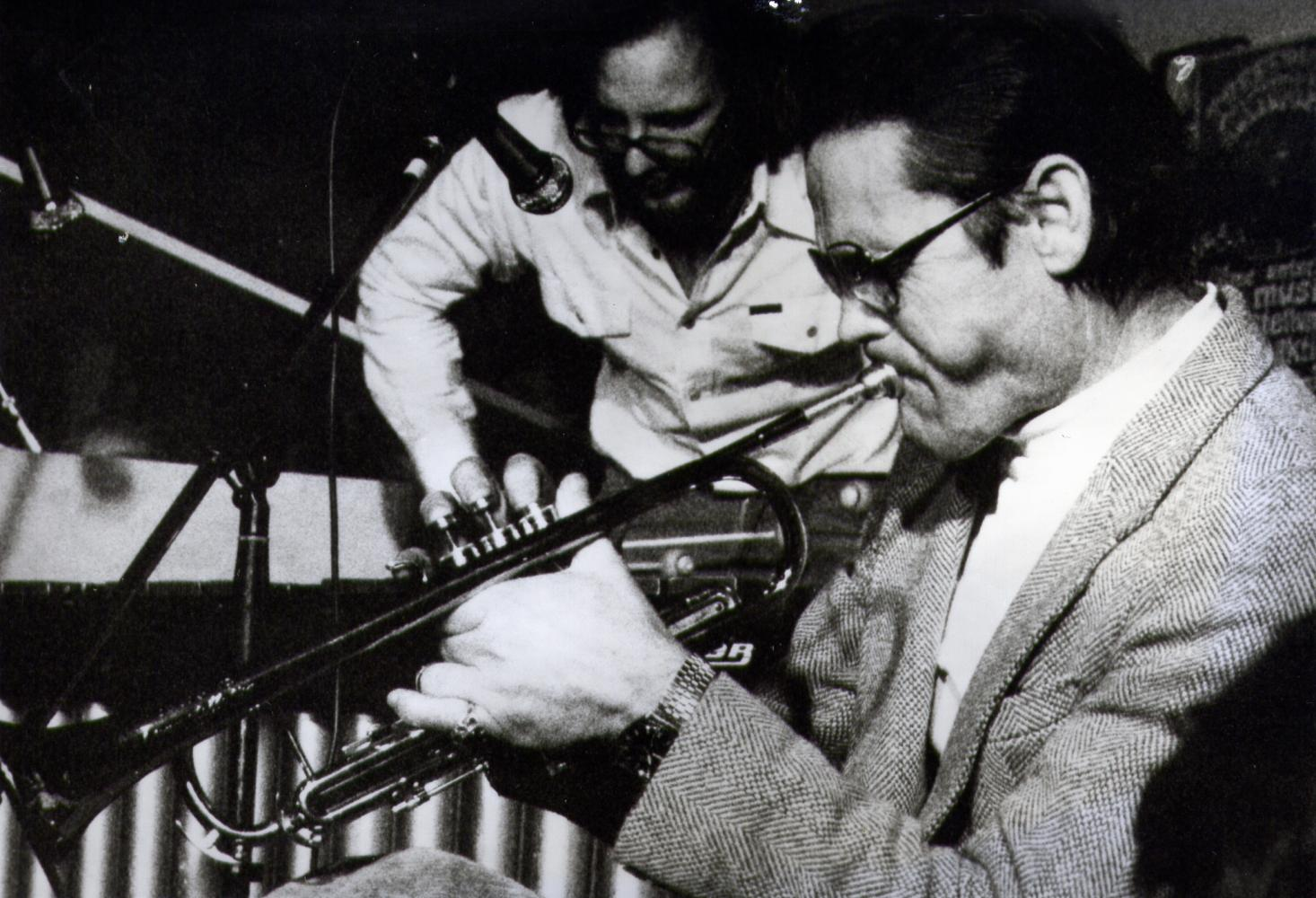 Chet Baker & Wolfgang Lackerschmid 1979