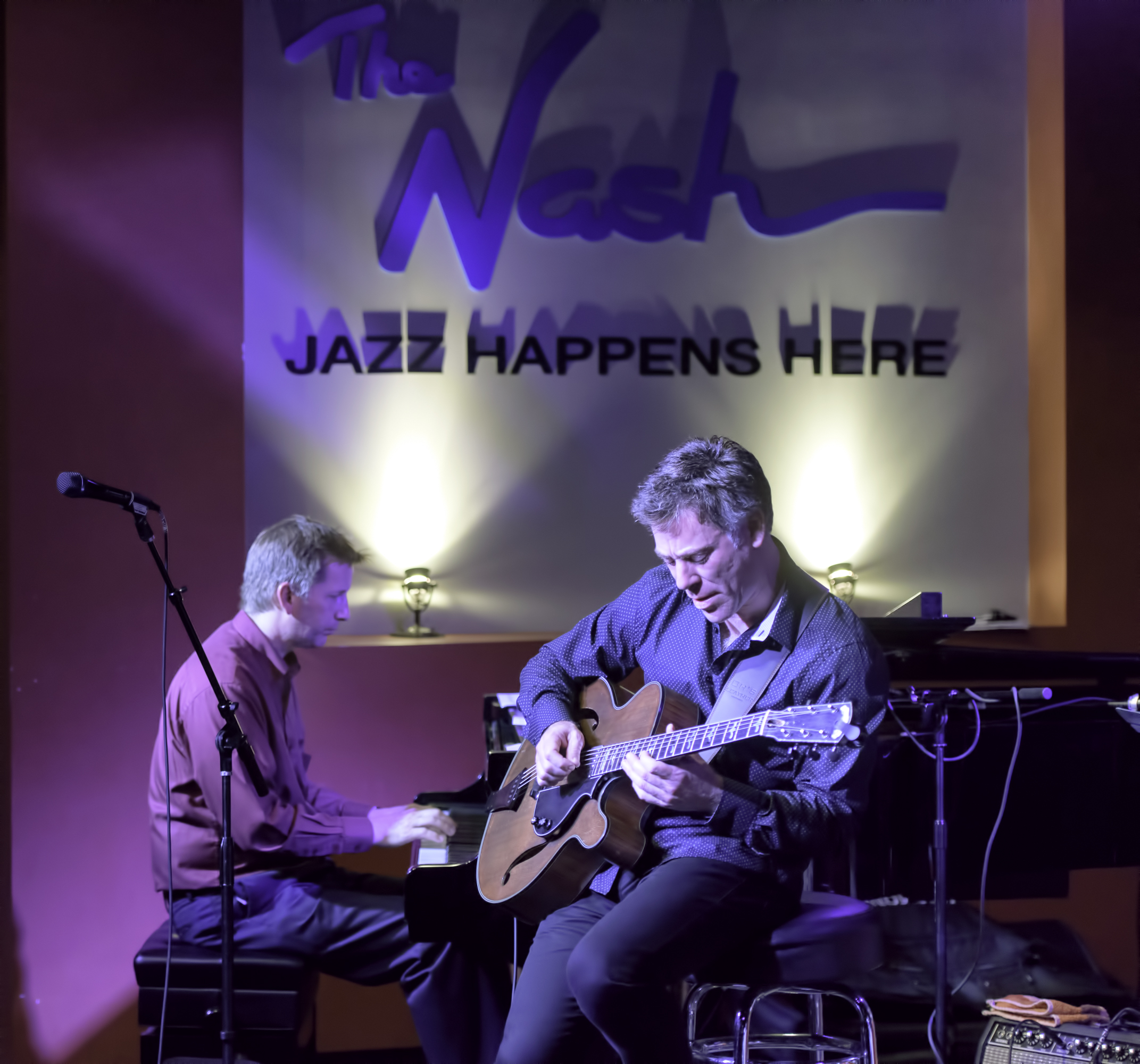 Peter Bernstein With Michael Kocour At The Nash, Phoenix