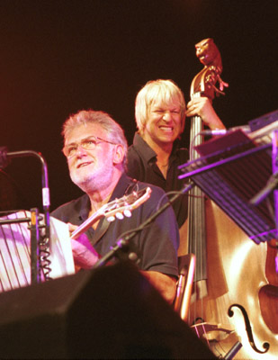 Jim Mullen Geoff Gascoyne 1422122 Brecon International Jazz Festival