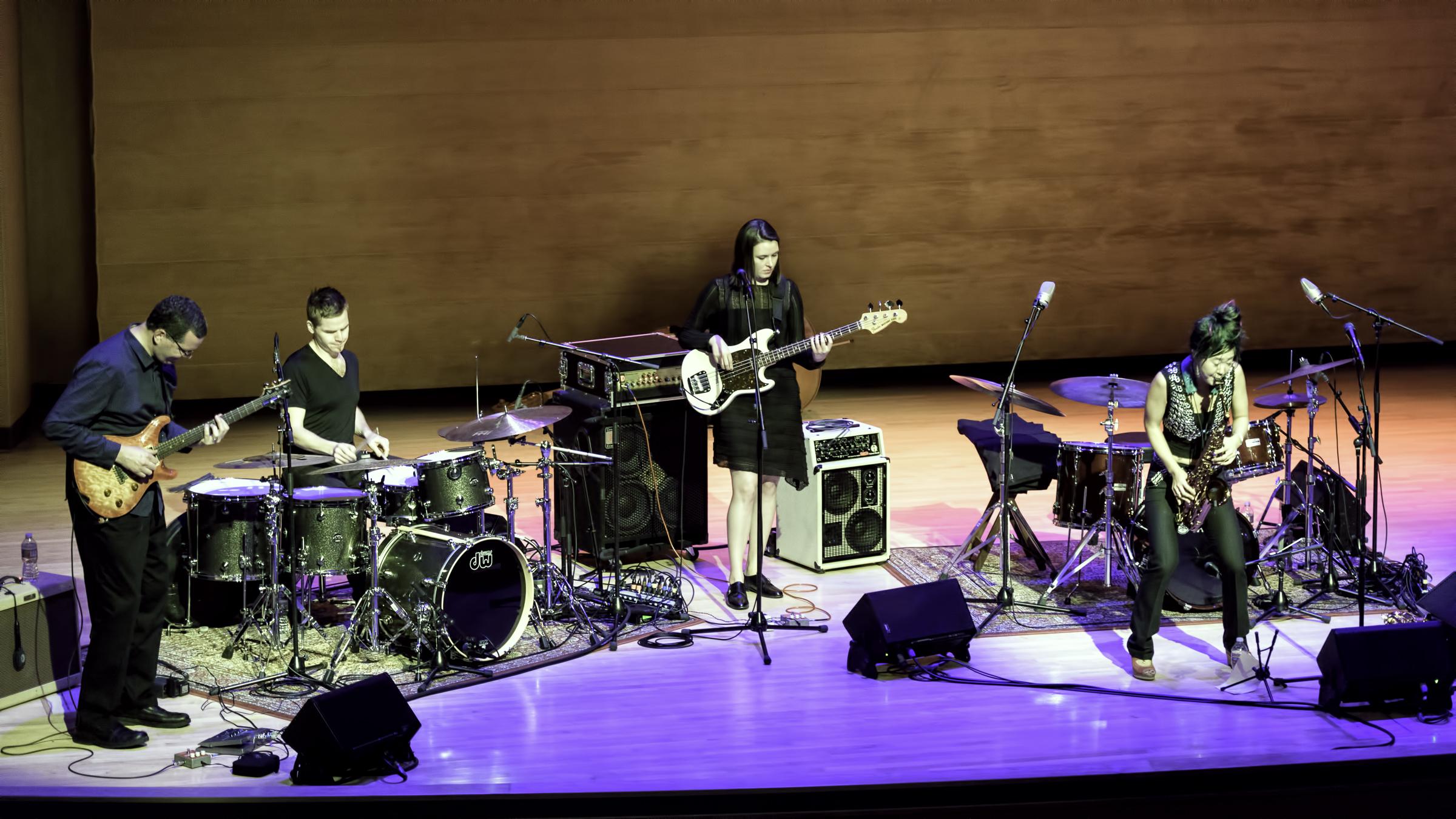 Grace Kelly Quartet at the Musical Instrument Museum (MIM)