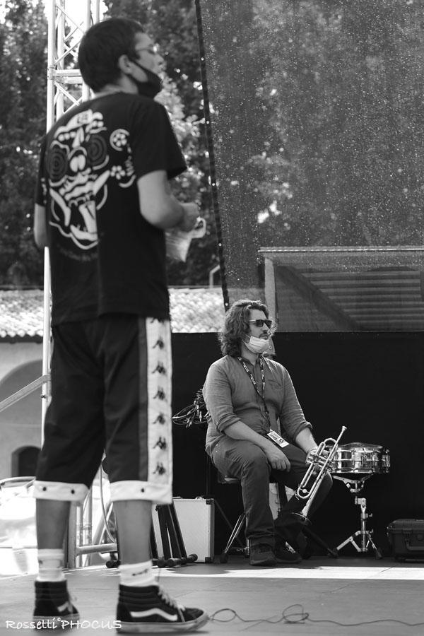 Gianluca Petrella - Mirco Rubegni
