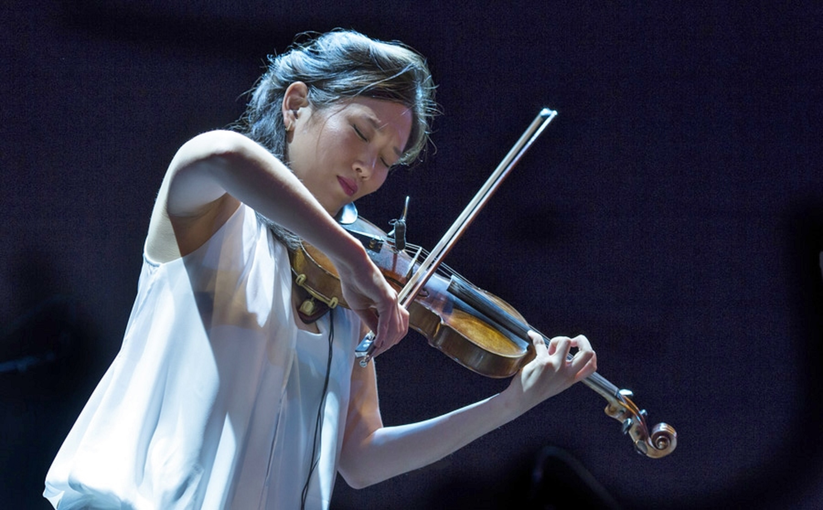 Jazz Violinist Maureen Choi