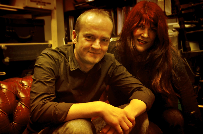 Christine Tobin & Liam Noble by Curtis Schwartz