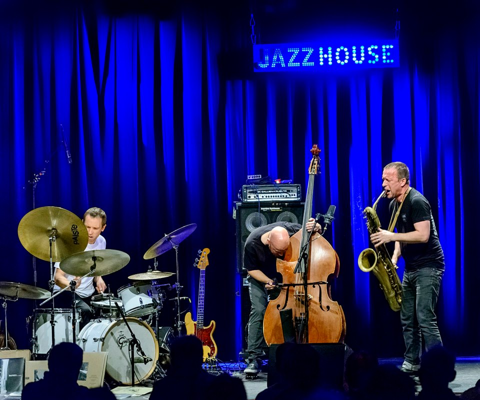 Winter Jazz 2013: The Thing (Se / No)