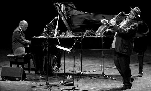 Hank Jones & Joe Lovano / San Sebastian Jazzaldia 2009