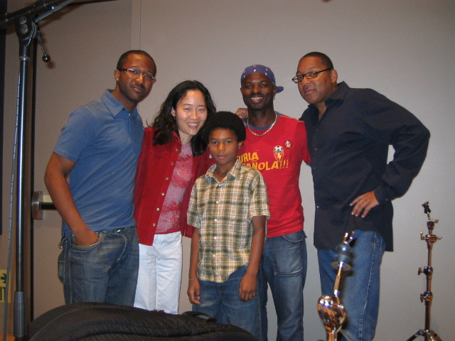 """Helen Sung Trio, Wynton Marsalis and Friend, in the """"Swing Seat,"""" Jazz at Lincoln Center NYC"""