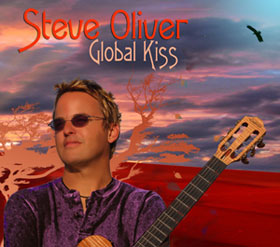 Contemporary Guitarist/Vocalist Steve Oliver Dominates The No.1 Position On Billboard Smooth Jazz Charts For 8 Weeks