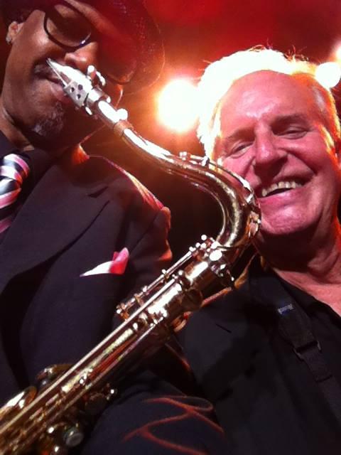 Scott Hamilton and Detroit Gary Wiggins in France