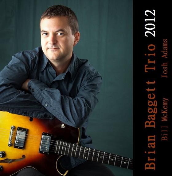 Brian Baggett Trio 2012