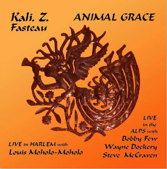 Animal Grace CD Cover