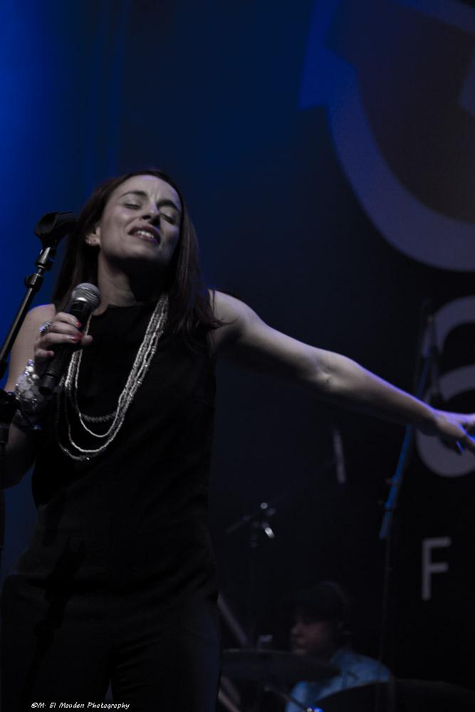 Samira at Jazzablanca 2013