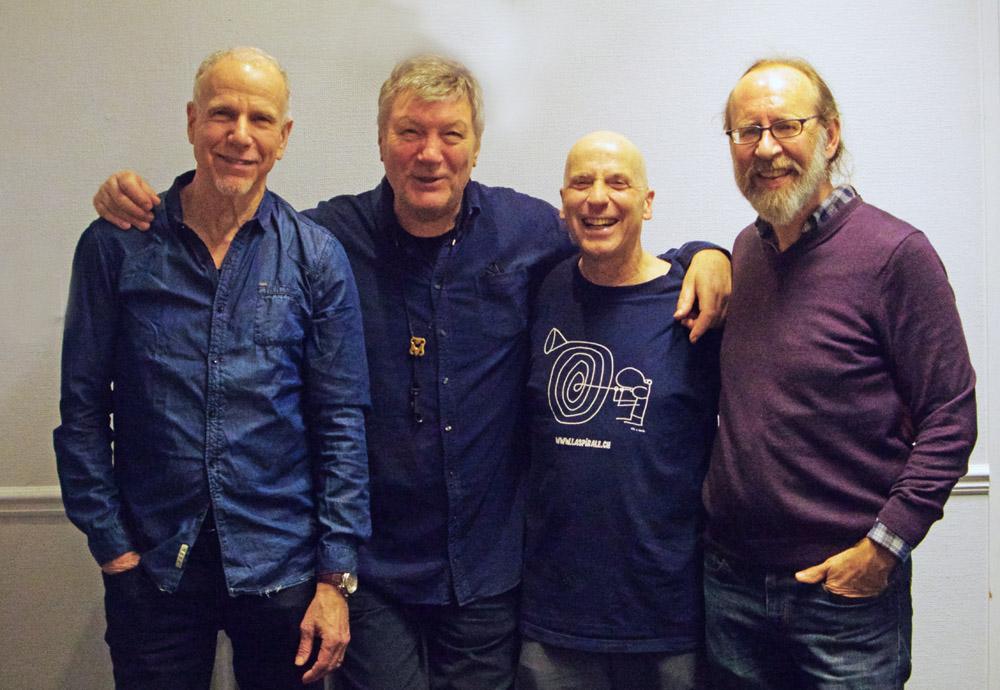 Marc Copland Quartet