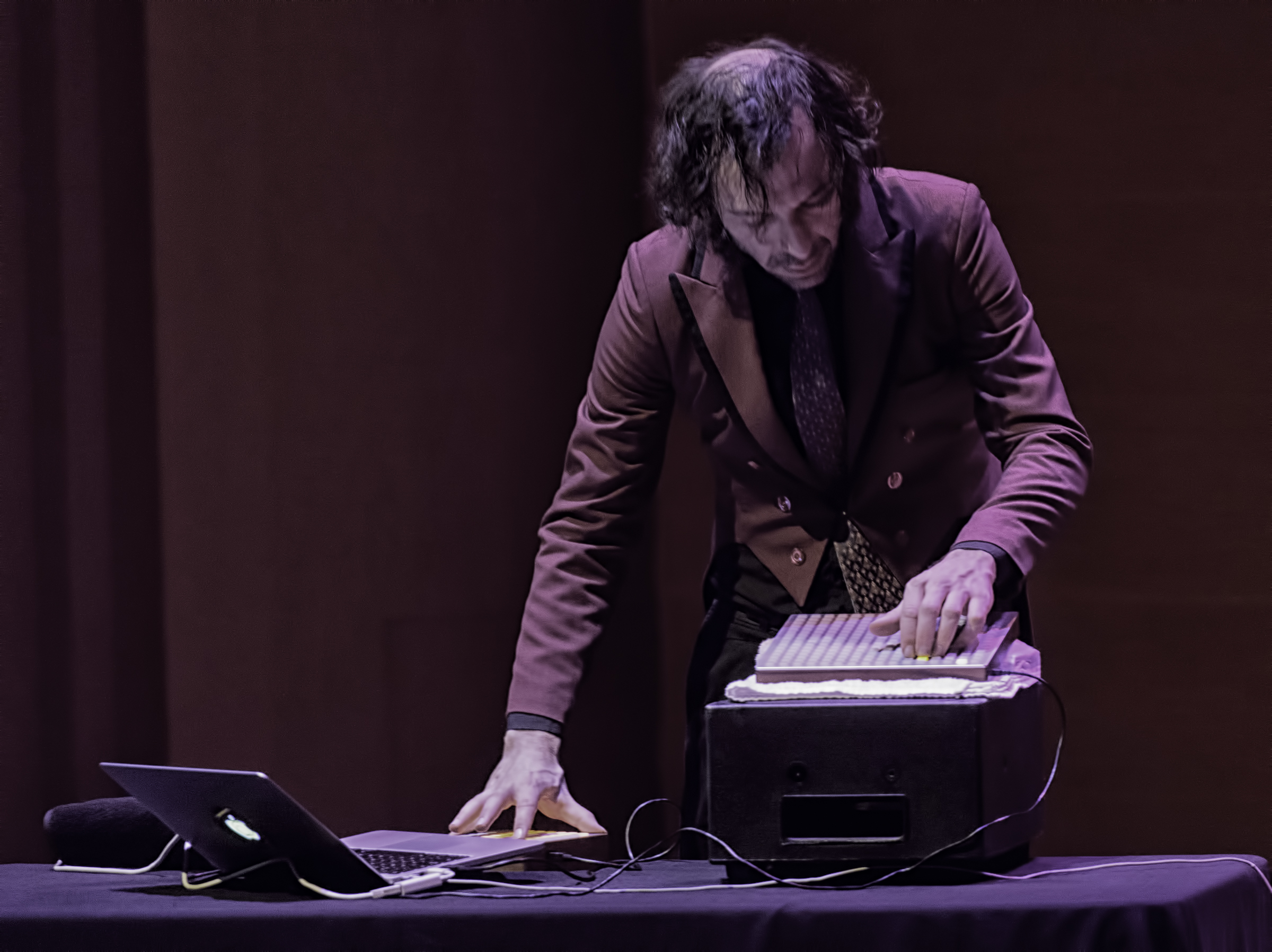 Daedelus with Kneedelus At The Musical Instrument Museum (MIM) Phoenix