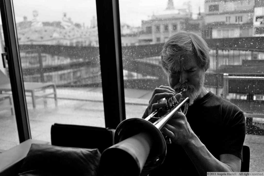 Tom Harrell in Barcelona