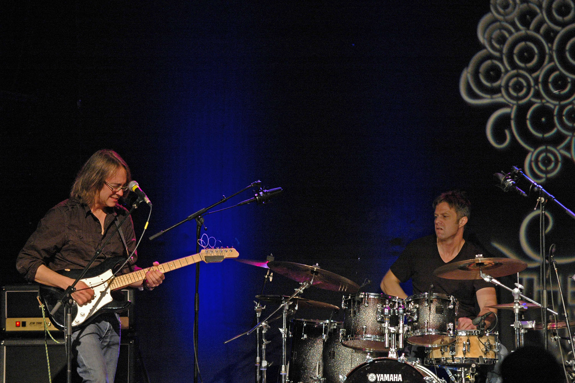Wayne Krantz and Cliff Almond, Performing at the 2010 New Universe Music Festival