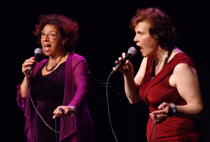 Shireen Francis, Sarah Moule. Tribute, when Peggy Met Ella