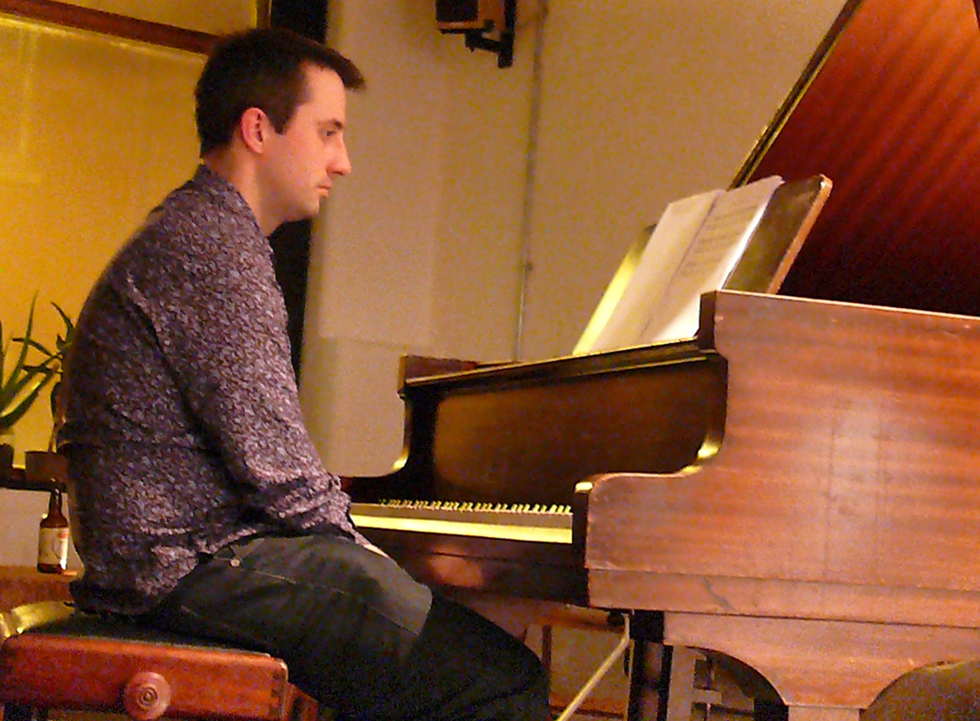 Alexander Hawkins Ensemble: London, UK, April 5, 2011