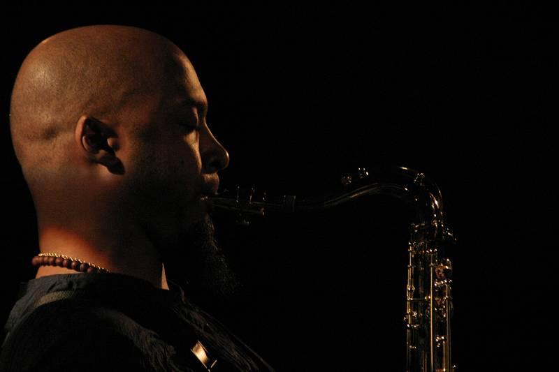 "Ron Blake with ""Meshell Ndegeocello Presents the Spirit Jamia"" at Cully Jazz Festival, Switzerland, 2005"