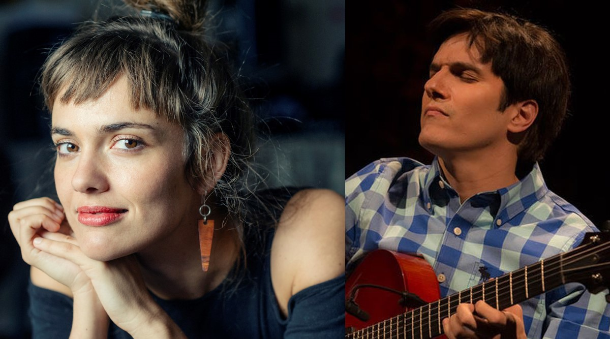 Camille Bertault & Chico Pinheiro launch the Rizzoli Music Aperitivo (NYC) on  June 17 at 5PM