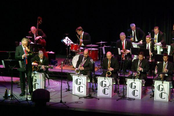 Gordon Campbell Big Band 30711 Images of Jazz