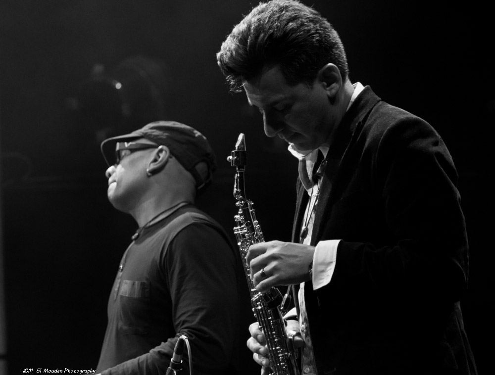 M'oud Swing at Jazzablanca 2013