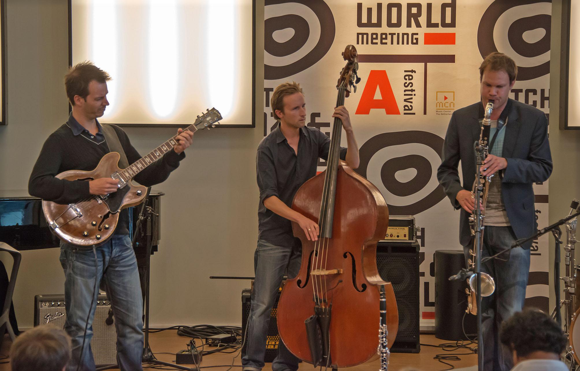 Chambertones at Dutch Jazz & World Meeting 2012