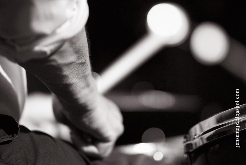 Paul Lovens' Drums - Vandeweyer / Van Hove / Blume / Lovens