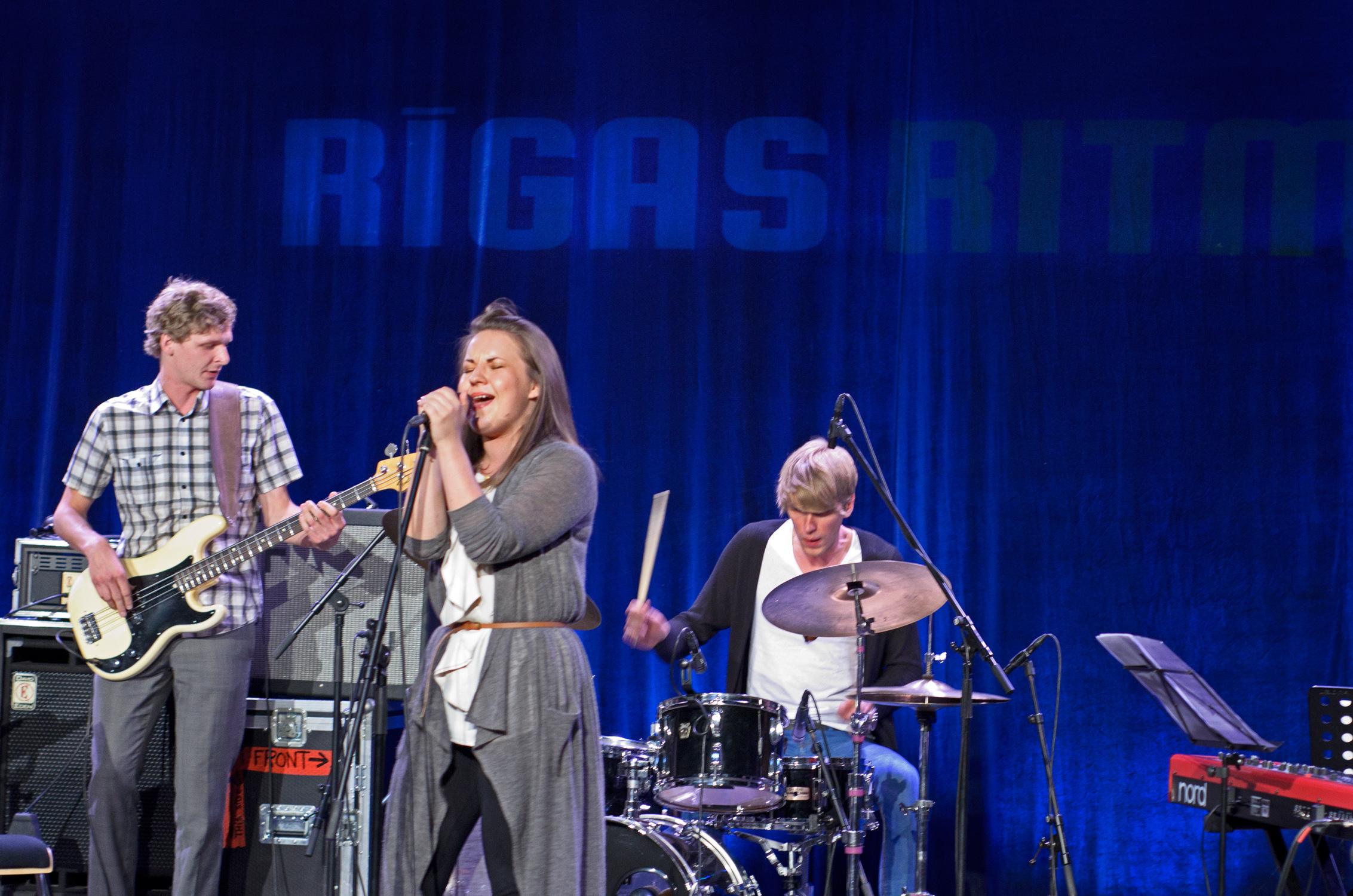 Alaska Dreamers at Rigas Ritmi 2015