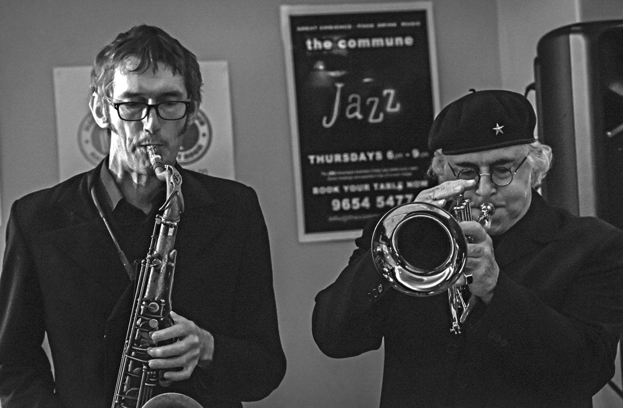 Tony Hicks & John Montesante