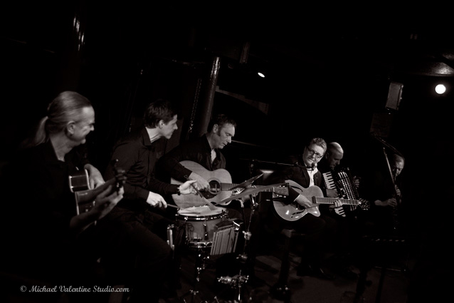 Martin Taylor & Band
