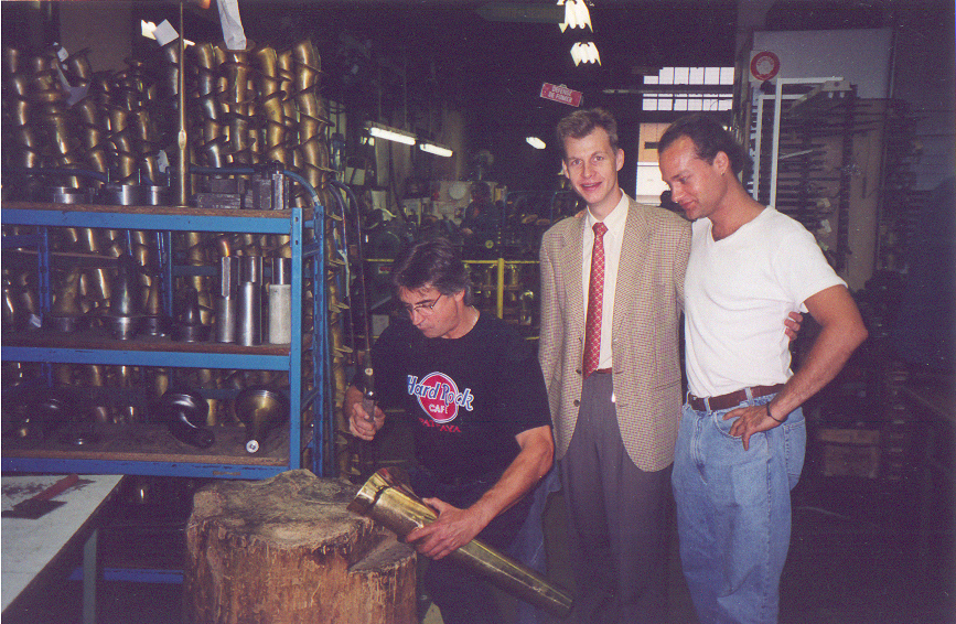 Selmer Factory in France