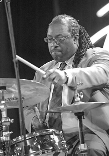 Carl Allen (Juilliard All Stars) / Vitoria 2004