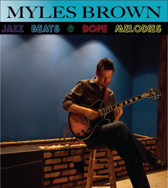 All About Jazz user Myles Brown