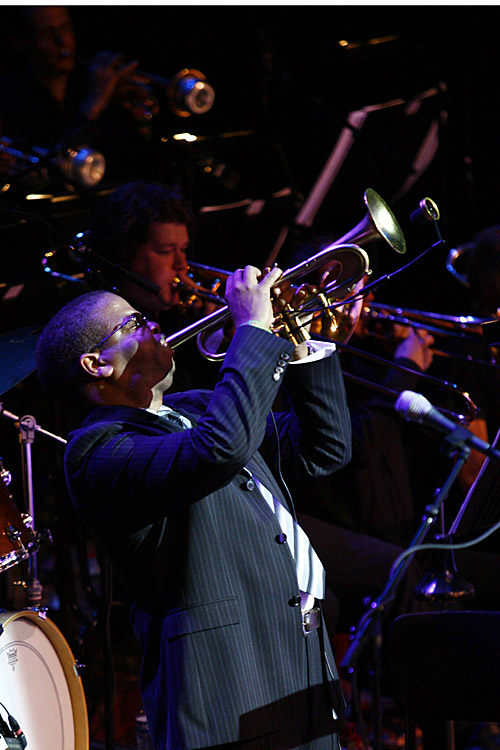 Terence Blanchard at Purejazzfest in the Hague Holland