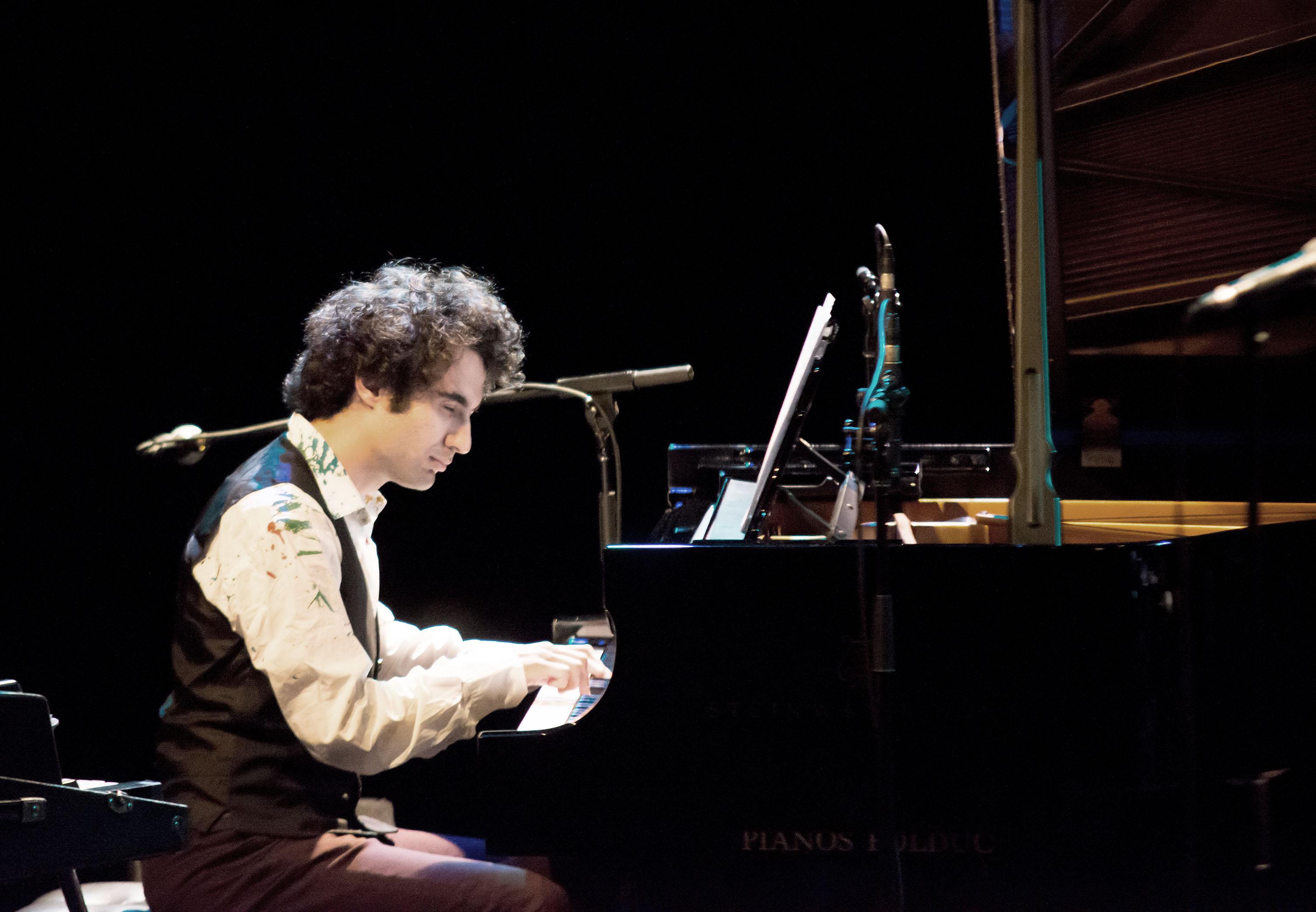 Ambrose Aklnmusire & Tigran at 2014 Festival International de Jazz de Montréal