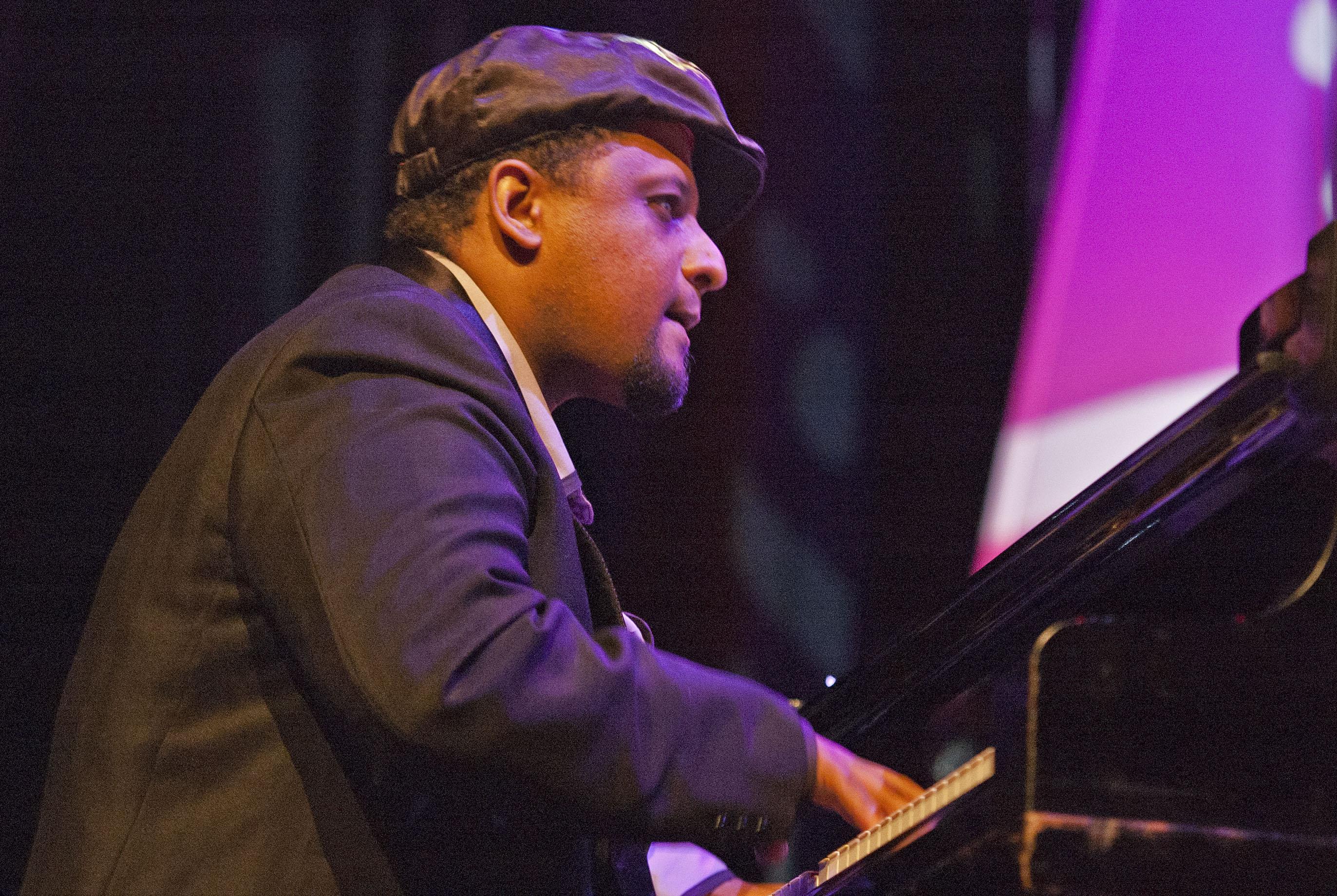 Andre Peterson, Cape Town Jazz Festival 2012