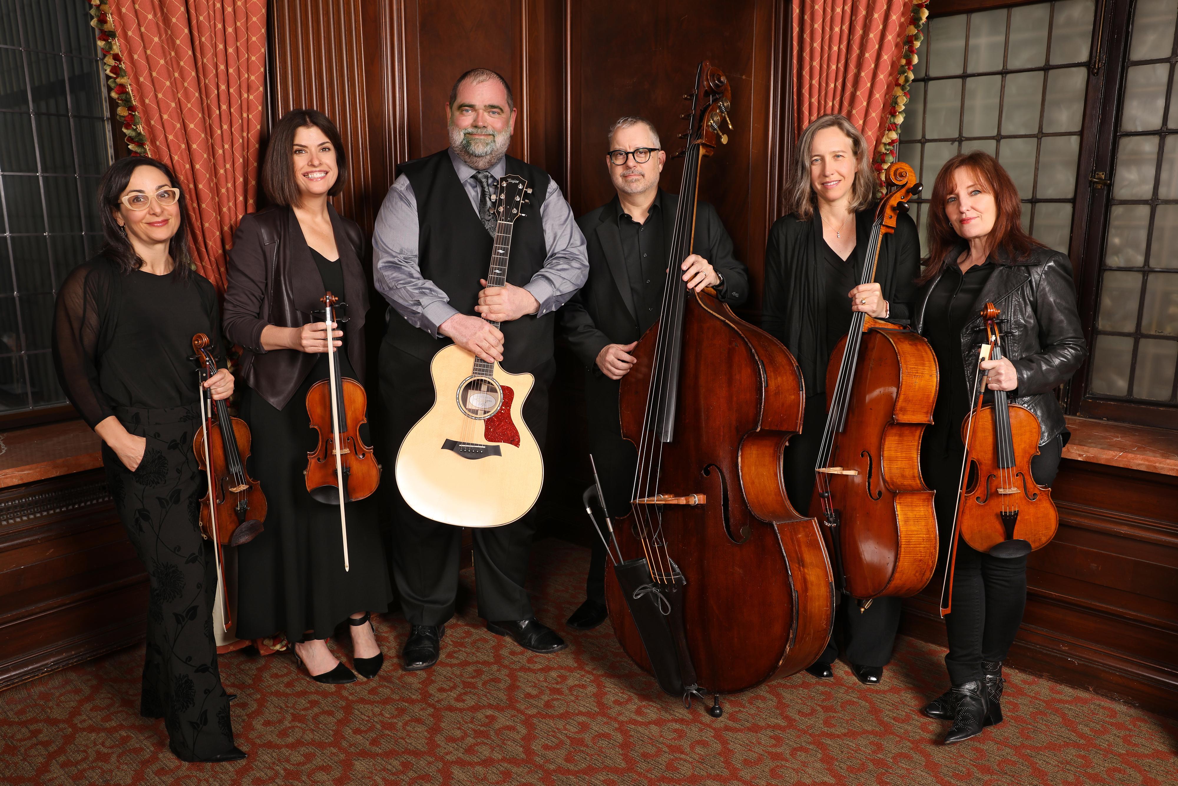 Zvonimir Tot's Jazz Stringtet